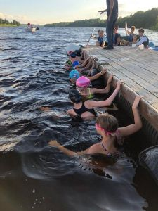 Daugavas pārpeldēšanas festivāls 02.07.2020 (Foto: J. Grugule)
