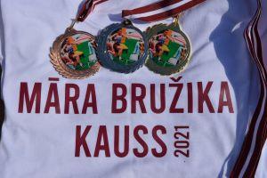 Māra Bružika kausa izcīņas sacensības trīssoļlēkšanā (09/07/2021 ; FOTO: K.Vīgupe)
